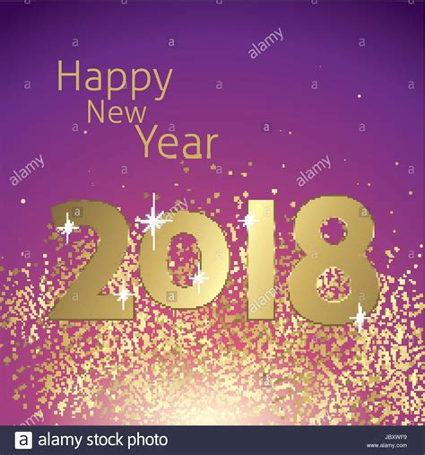 happy new year 2018 greeting card happy new year 2018 info