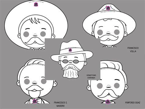 imagenes de la revolucion mexicana para colorear revolucion mexicana dibujos www imgkid com the image