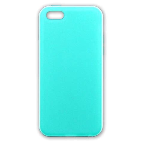 For Iphone 5 5s Soft Jelly Pastel Color Casing Iphone 5 5s 3 new pastel colors white bumper soft back phone cover