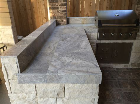 outdoor kitchen countertops outdoor kitchen tile countertop pictures studio