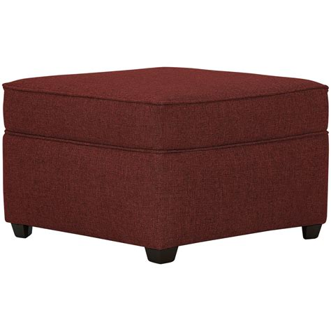 Asheville Upholstery by City Furniture Asheville Fabric Ottoman