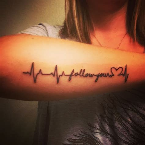 follow your heart tattoo 289 best images about on catcher
