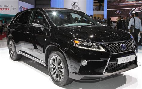 lexus jeep 2013 lexus rx 350 and rx 450h first look 2012 geneva