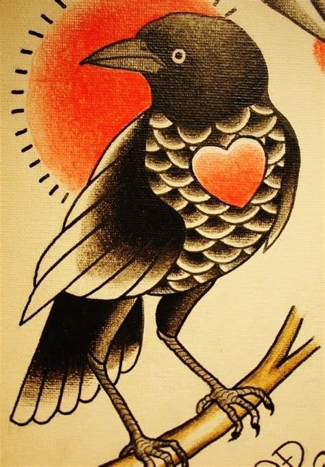 tattoo flash ravens 1000 ideas about crow tattoos on pinterest raven tattoo