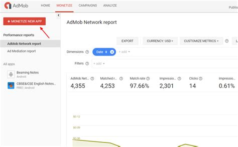 adsense threshold adsense vs admob cpm rates payments and earning reports