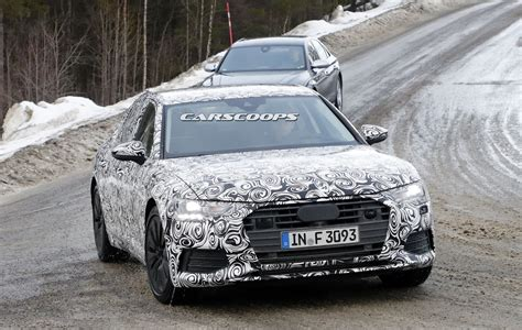 2019 Audi A6 Comes by Scoop All New 2019 Audi A6 Finally Comes Out To Play