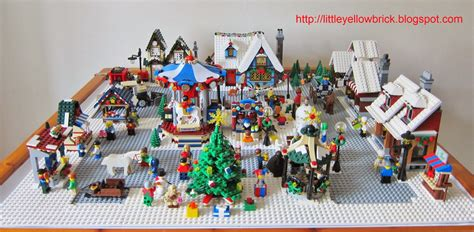 Post Office 10199 by Yellow Brick A Lego December 2013