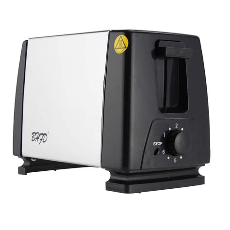 Sandwich Grill Machine by Electric Automatic 2 Slice Bread Toast Toaster Sandwich