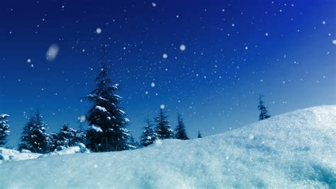animated christmas trees with snow wallpapers background animation flowersheet