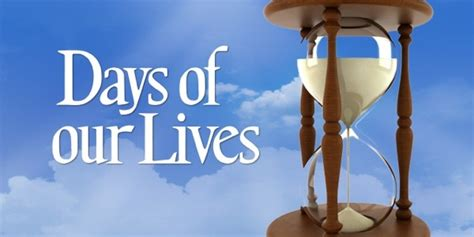 days of our lives logo nbc renews days of our lives for two years will air