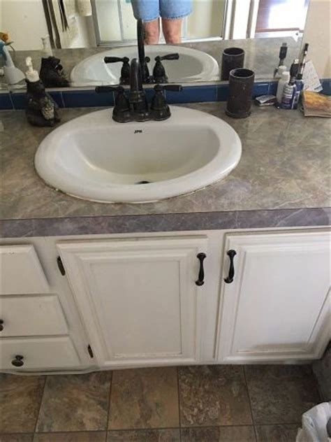 Refinishing Formica Countertops Do Yourself by Refinish Formica Countertops Without Fumes Hometalk