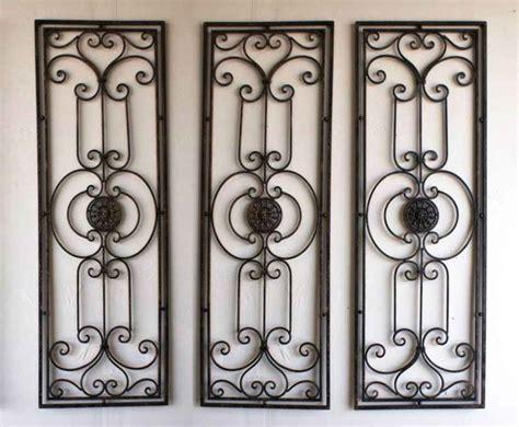 rod iron wall art home decor diy wrought iron wall decor sorrentos bistro home