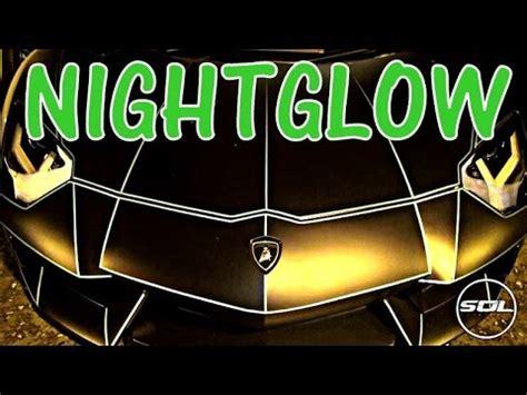 lamborghini aventador glow in the glow in the lamborghini aventador