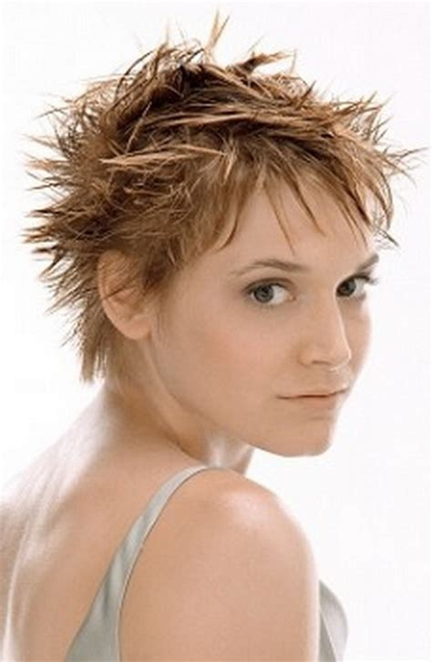 very short spiky hairstyle pictures short spiky hairstyles