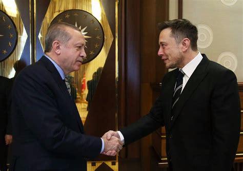 elon musk kimdir cumhurbaşkanı erdoğan elon musk ı kabul etti elon musk