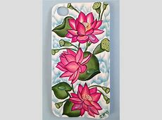 1000+ images about lotus-fabric/glass painting on ... Easy Flower Designs For Glass Painting