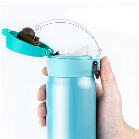 Tumbler Botol Minum Thermos 500ml botol minum thermos stainless steel 500ml black jakartanotebook