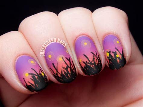 Standar Manicure best 20 sunset nails ideas on