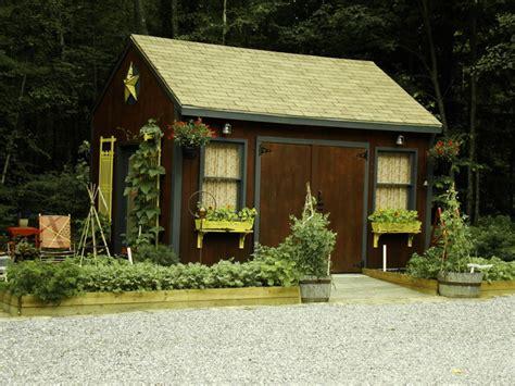 shed garden rustic garage  shed portland maine