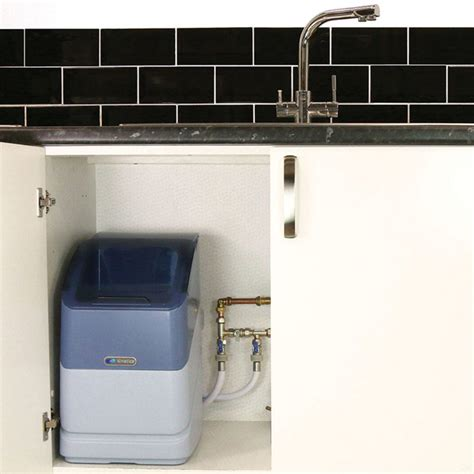 sink water softener water softener for kitchen sink
