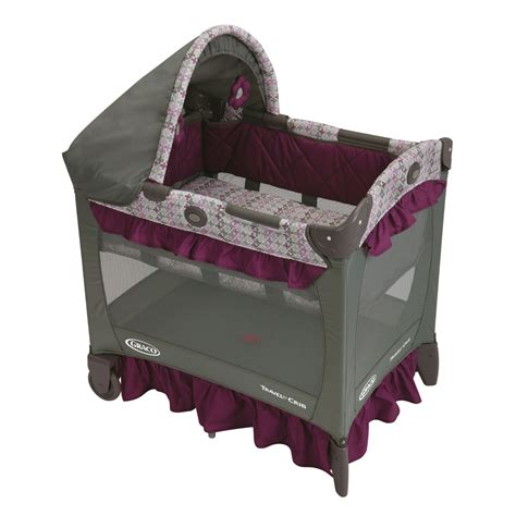 Graco Travel Lite Crib Parts by Graco Travel Lite 174 Crib Nyssa