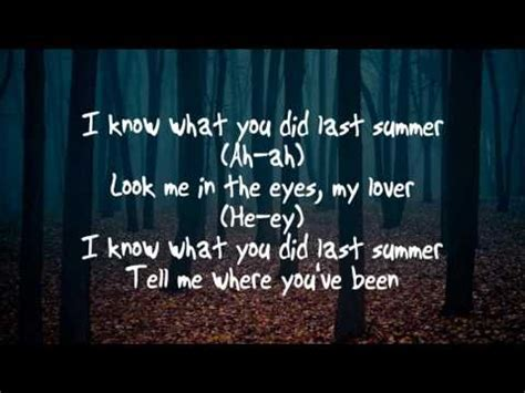What Did You Last by Shawn Mendes Camila Cabello I What You Did Last