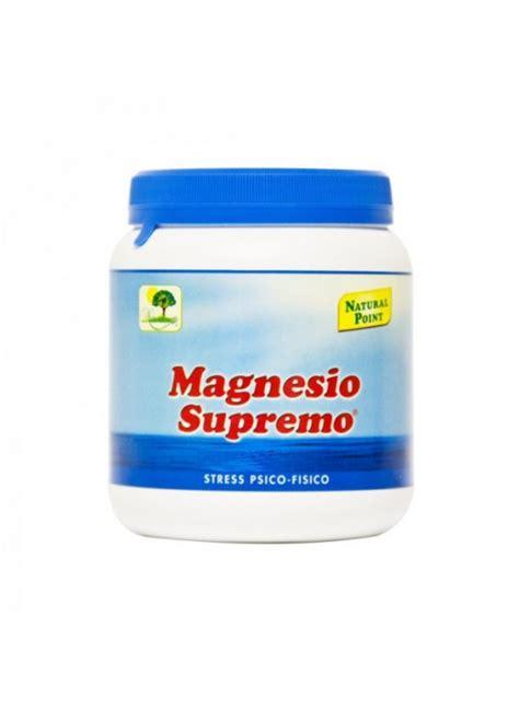 magnesio supremo 300 magnesio supremo 300g