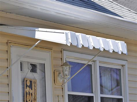 Awning Door by Brookline Door Awning