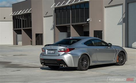 lexus rc f 2017 lexus rc f review performancedrive