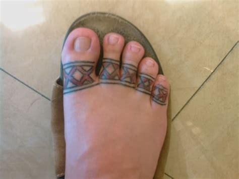 tattoo designs for toes toe tattoos designs ideas page 5