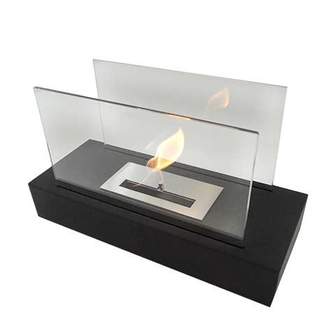 Nu Tabletop Fireplace by Nu Modern Glass Tabletop Fireplace