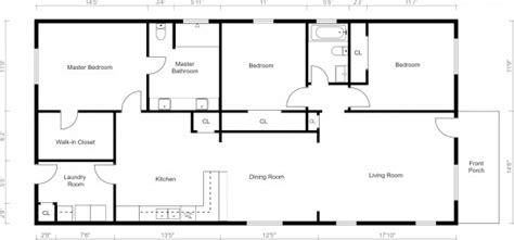 floor plan design with measurements 2d floor plan blue sketch