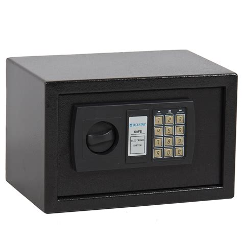 0 3cf electronic digital lock keypad safe box home
