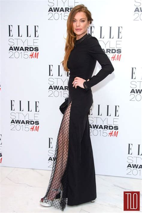 Style Lindsay Lohan Fabsugar Want Need 4 by Lindsay Lohan At The 2015 Style Awards Tom Lorenzo