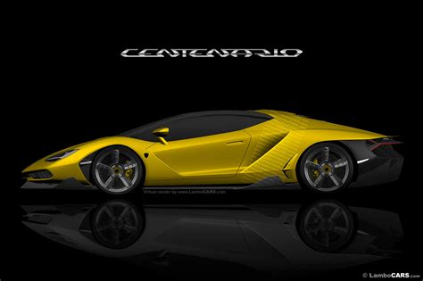 What Is The New Lamborghini Called Could This Be The New Lamborghini Centenario Lp770 4 2016
