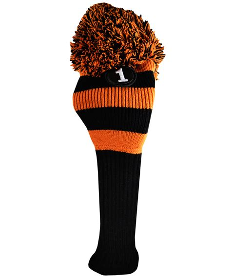knit headcovers cook pom pom knit driver cover by cook golf