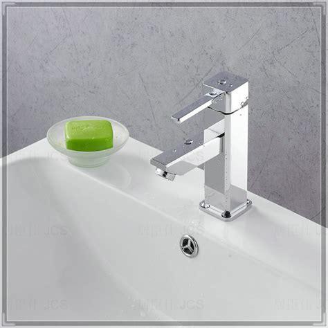 wash tub sink faucet bathroom sink basin mixer tap chromed polished brass 8