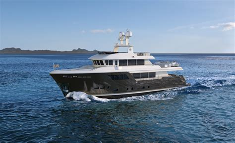 fort lauderdale boat show accommodation cantiere delle marche shipyard yacht charter