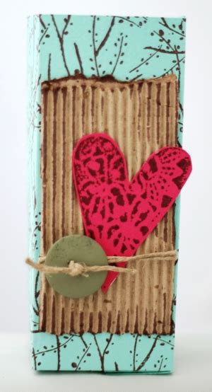 A Something Special 365 Days Of Crafts Inspiration - make a gift box 365 days of crafts inspiration