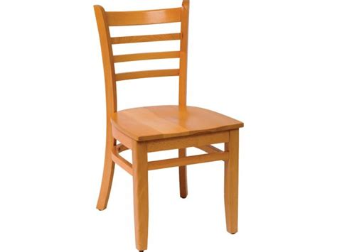 Wooden Library Chair by Burlington Wooden Library Chair Wood Seat Lwc 101w