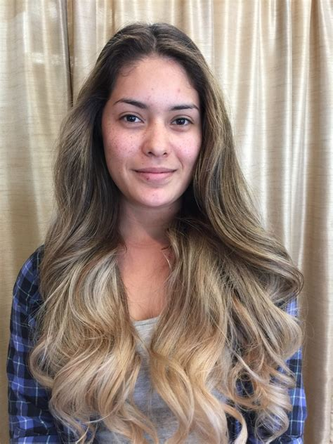ombre hairstyles cost how much does blonde ombre cost trendy hairstyles in the usa