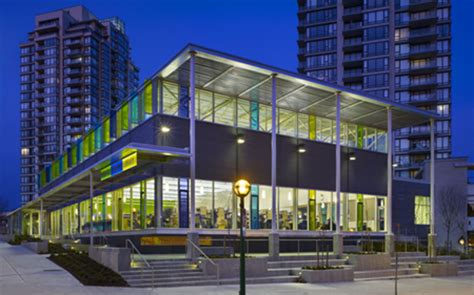 Architect Home Plans tommy douglas burnaby public library