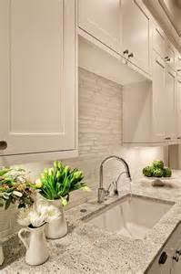 white backsplash for kitchen 30 awesome kitchen backsplash ideas for your home 2017