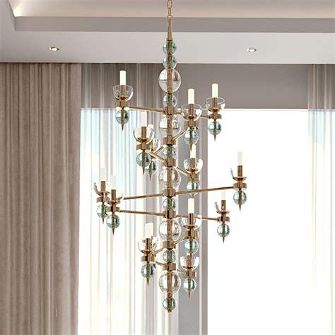 deco chandelier deco inspired italian murano glass chandelier