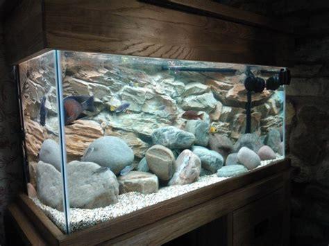 aquarium design rocks 3d rock background aquariums pinterest rocks