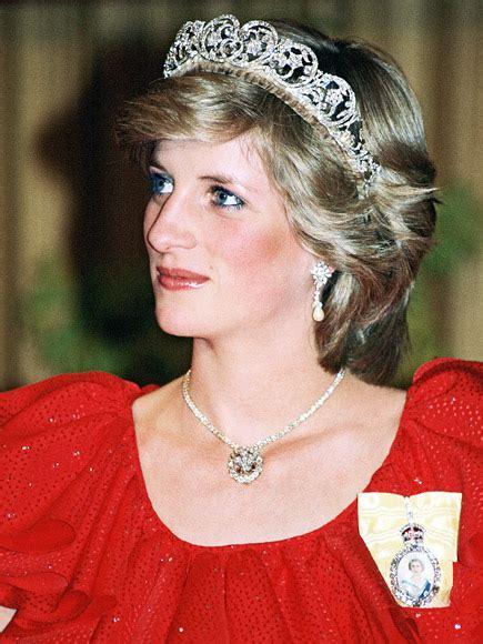 princess diana princess diana s spencer tiara history and photos