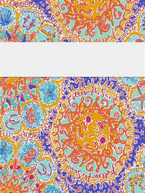 lilly pulitzer binder templates 8 best images of lilly pulitzer binder covers free