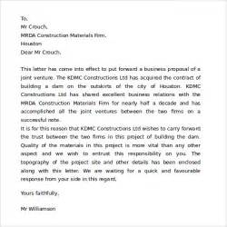 proper cover letter format proper business letter format 8 free documents