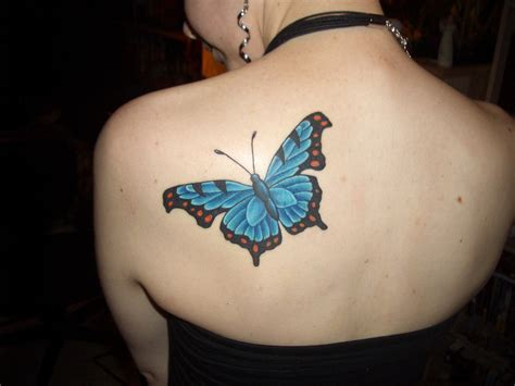 blue butterfly tattoo 60 butterfly tattoos for inspiration entertainmentmesh