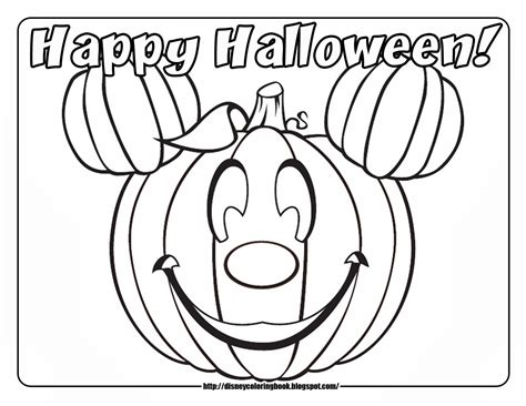 halloween coloring pages mickey halloween coloring pages free printable minnesota miranda